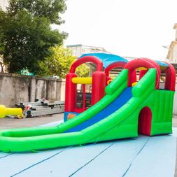 Inflatable Water Slide Pool Jumper Bounce House Waterslide f