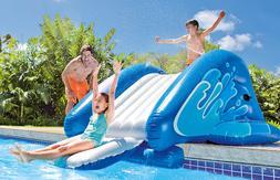 inflatable water slide summer pool fun toy
