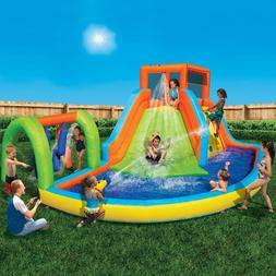 Inflatable Water Slide 🔥🔥 Summit Splash Adventure Wate