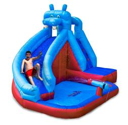 Inflatable Water Slide with Blower for Adults/Kids with Wate