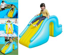 Inflatable Water Slides For Kids Backyard Summer Party Air P