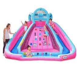 Little Tikes Inflatable Water Slide Durable Kids Birthday Su