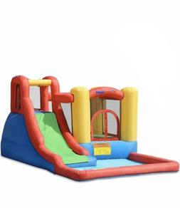 Jump and Splash Adventure Bounce House - Birthday Party + Gi