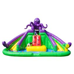 jumporange kiddo inflatable monster octopus water park