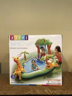 Intex Jungle Play Center 85 x 74 x 49 Inflatable Swimming Po