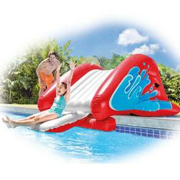 Intex Kool Splash Inflatable Pool Water Slide Play Center wi