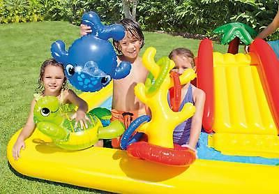 Intex Inflatable Ocean Kids Kiddie &