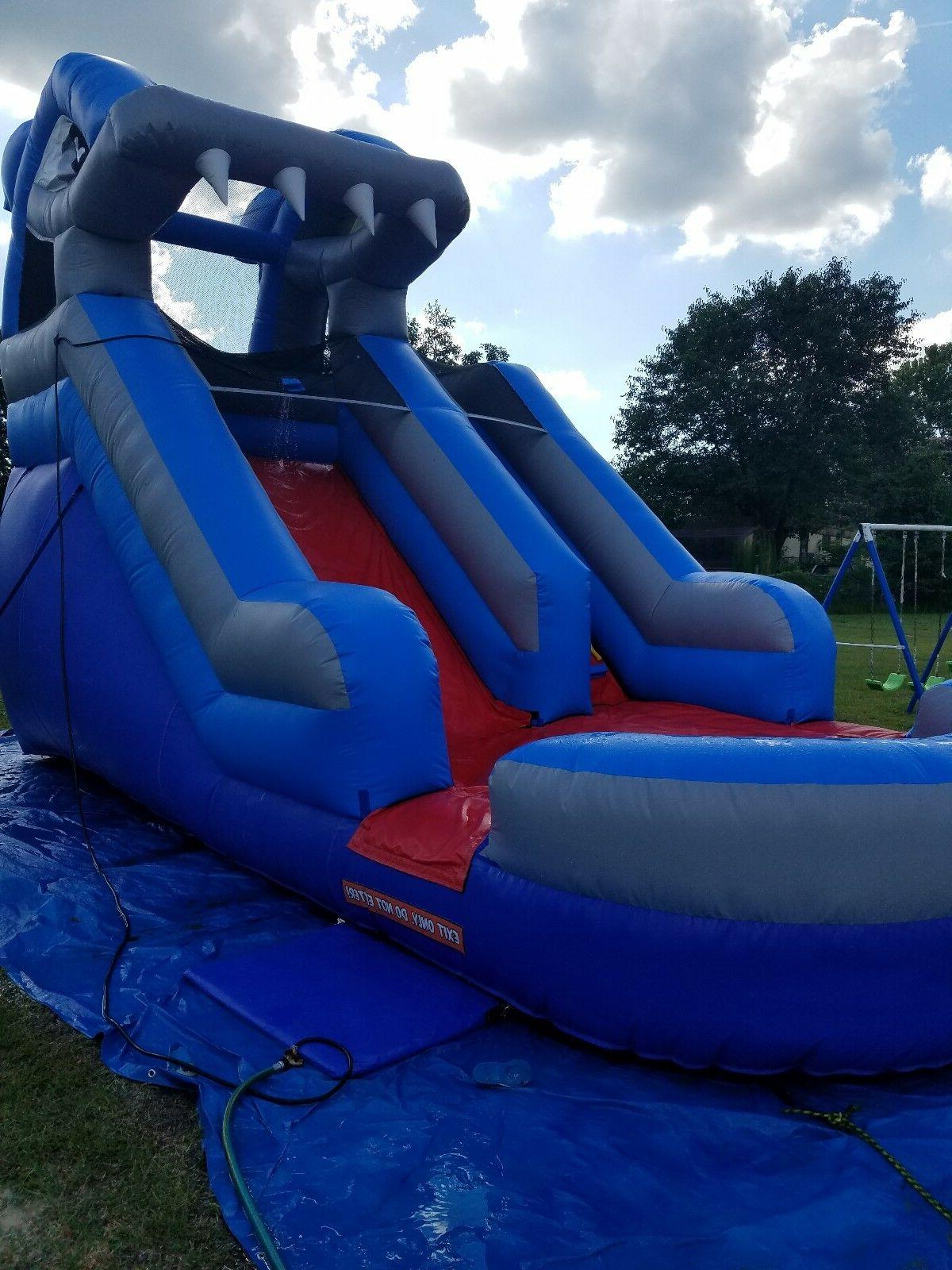 **14 Foot Inflatable Shark ***Sale Or Lease