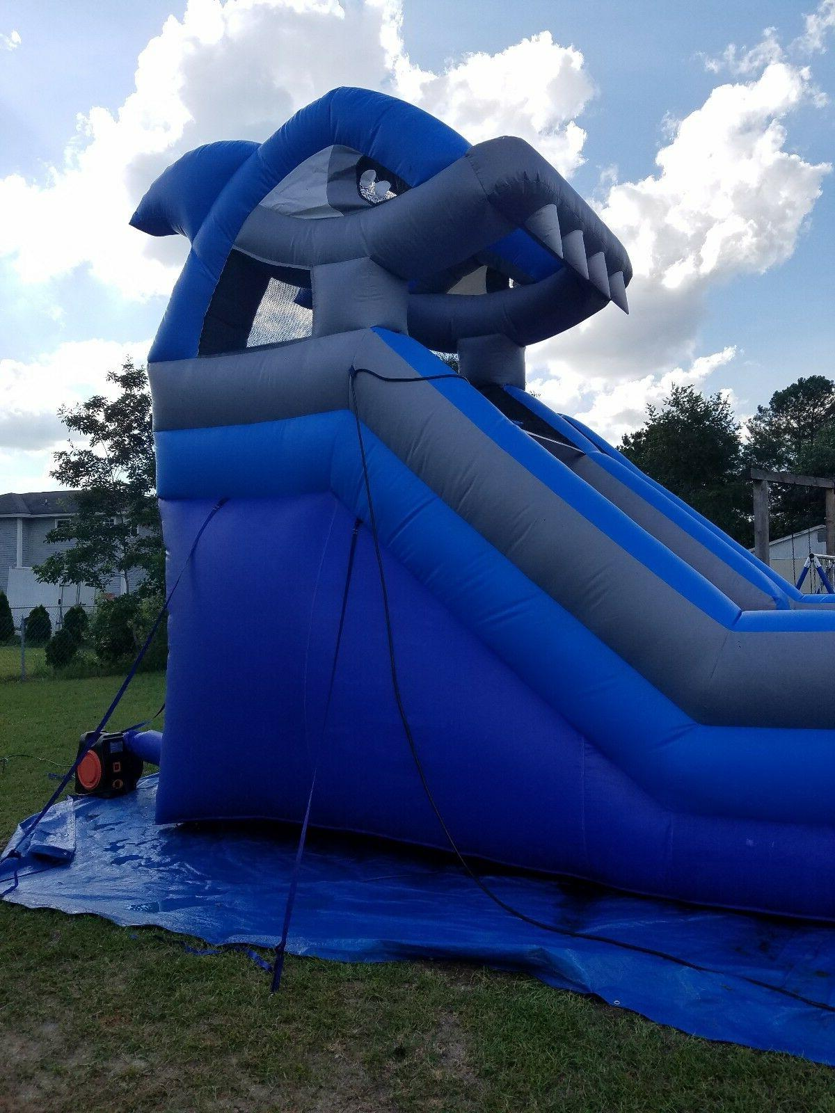 **14 Commercial Inflatable Shark ***Sale Or Take Lease