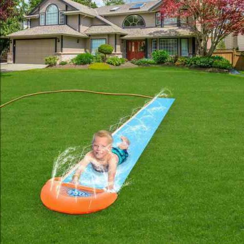 18ft Inflatable Single Kids Backyard Play Outdoor US