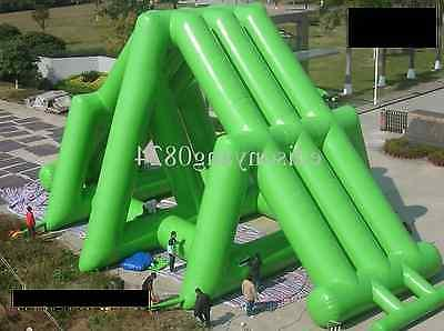 195'x48'x55 Water Trampoline Commercial