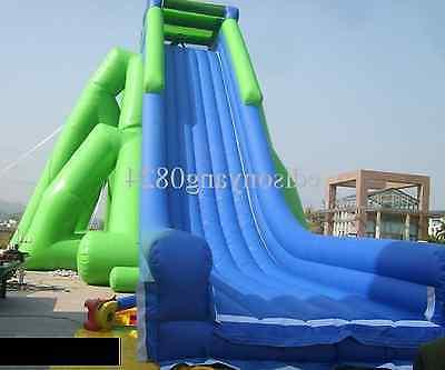 195'x48'x55 Water Slide Trampoline Commercial