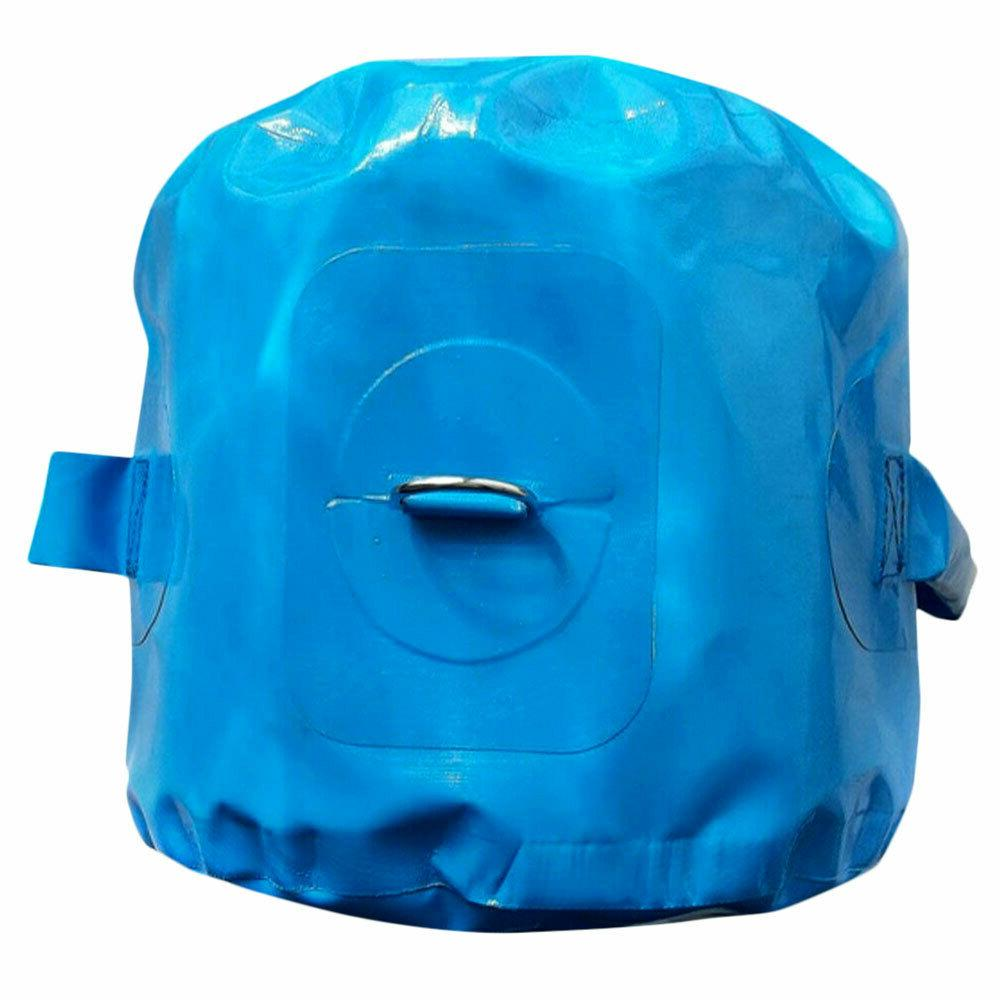 2 Blue Water Bags Bouncy House Weight Bag Anchor Water Slide