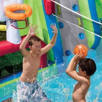 Banzai 2 1 Ultimate Aqua Park 'N Bounce