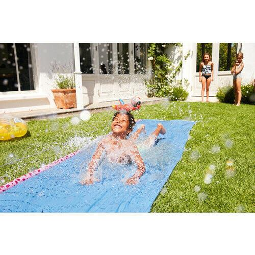 20ft water slip slide with system