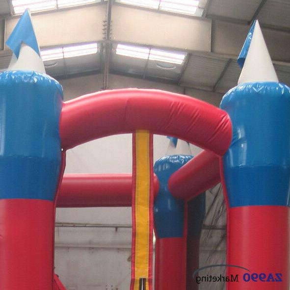 20x13x10ft Outdoor Castle Bouncy House & Combo