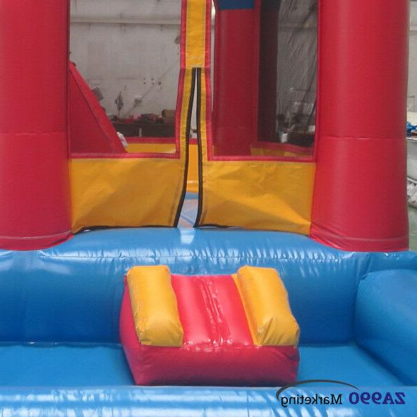 20x13x10ft Outdoor Inflatable Castle Bouncy House & Pool