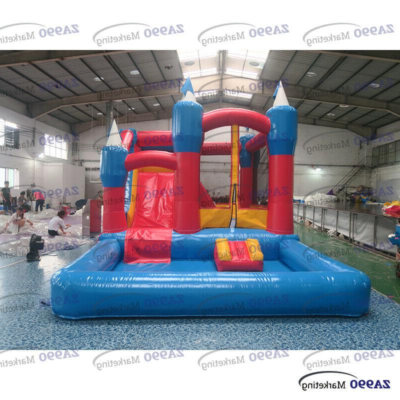 20x13x10ft Inflatable Bouncy House Water &
