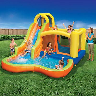 Banzai Fun House Water Splash Park