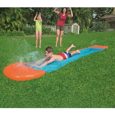 5.49m Water Slide Waterslide Slip Kids Summer Outdoor Toy