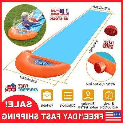 5.5m Inflatable Summer Splash