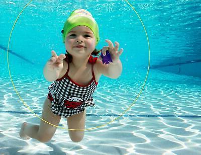 5 Packs Pool Swim Diving Water Sports Hoops