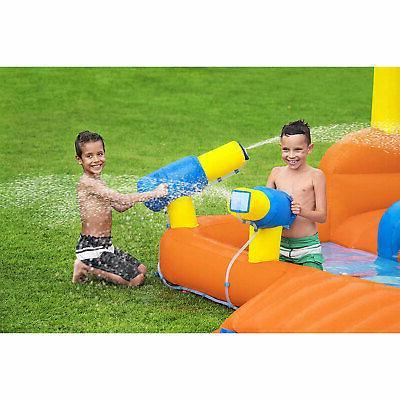 Bestway H2OGO! Kids Inflatable Backyard Water