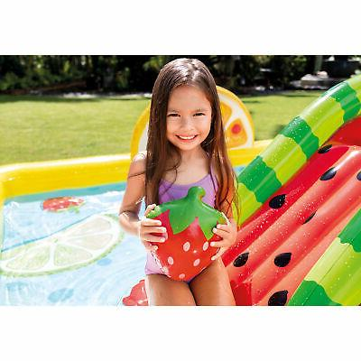 Intex 57158EP Outdoor Inflatable Pool Play Center Slide