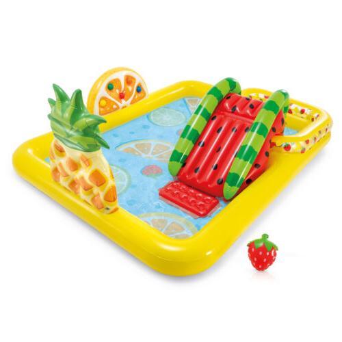 57158ep fun n fruity outdoor inflatable kiddie