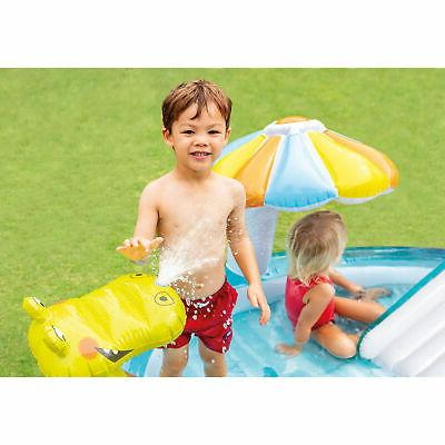 Intex 57165EP Gator Inflatable Play