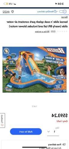Banzai 90321 N Soak Outdoor Kids Play