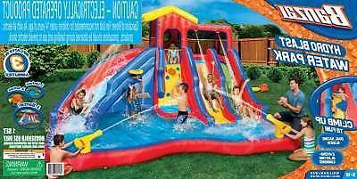 Banzai Inflatable Activity Park