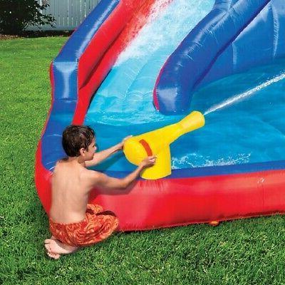 Banzai Hydro Blast Inflatable Activity Center