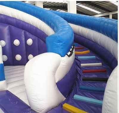99x50x30 Inflatable Park Trampoline We Finance