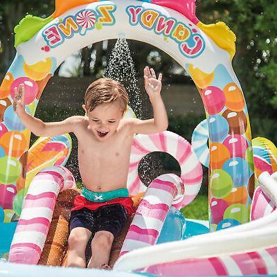 Intex 9ft x Kids Candy Zone Play Pool