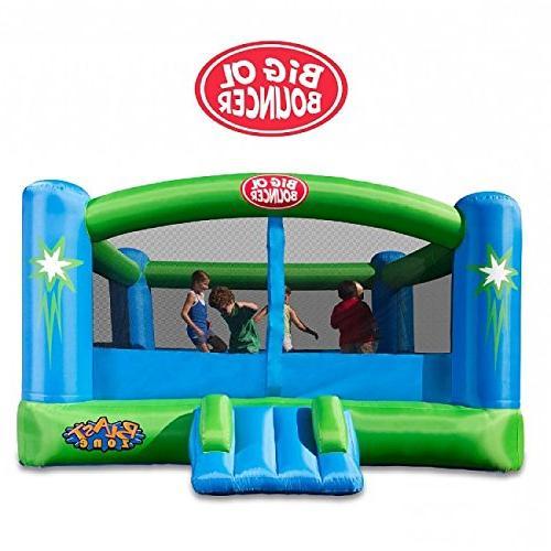 Blast Zone Big Ol Bouncer Inflatable Moonwalk