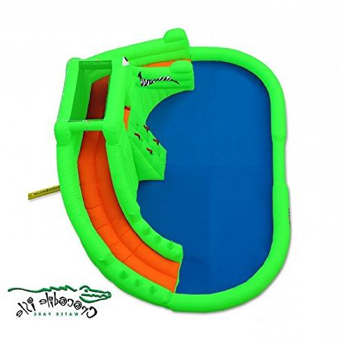 Blast Zone Crocodile Dual Slides