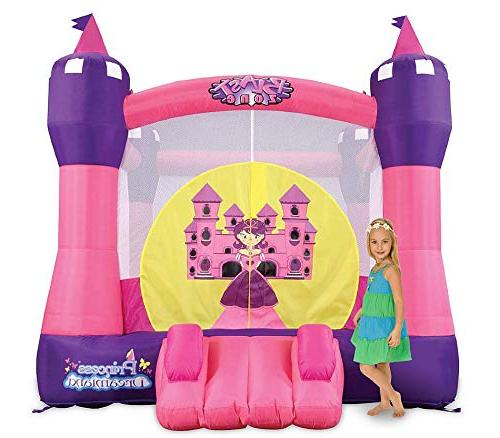 Blast Zone Princess Dreamland Inflatable Bounce Castle by Bl