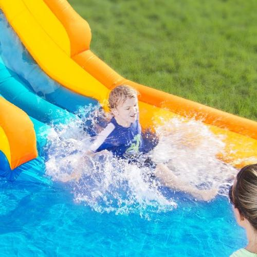 Blast Zone Spray-n-Splash 2 Inflatable Water