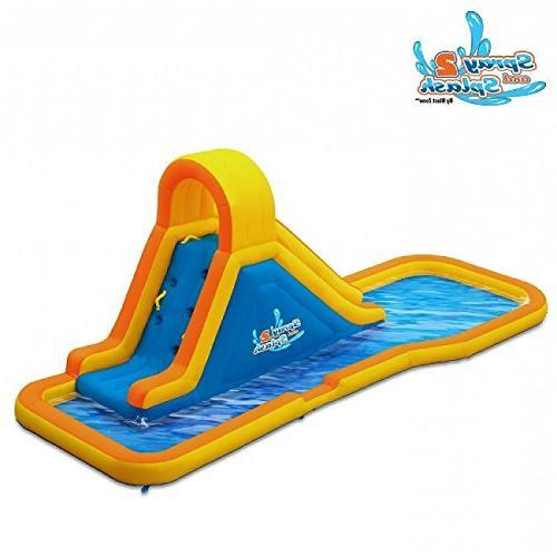 Blast Spray-n-Splash 2 Inflatable Water