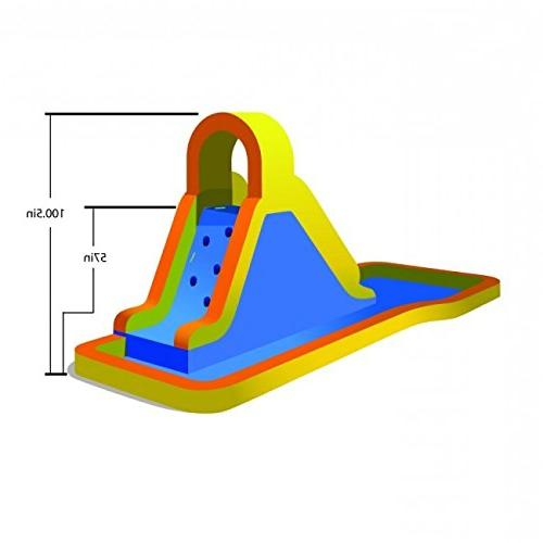 Blast Zone Inflatable