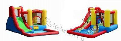 Bounceland and Bounce Bouncer