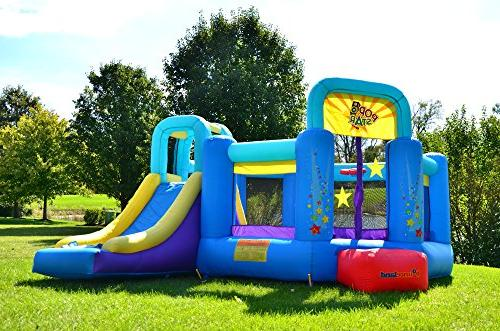 Bounceland Inflatable Bounce House