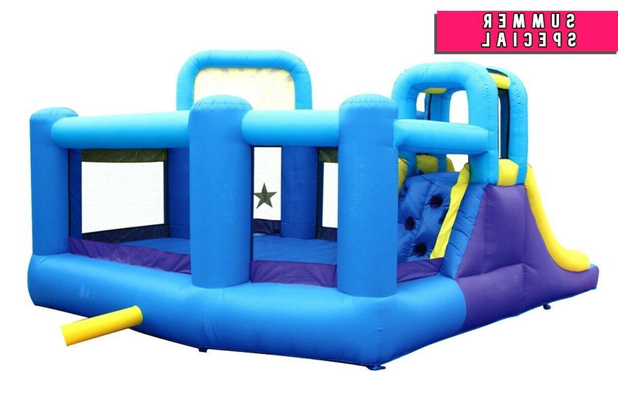 Bounceland Pop Star Bounce Bouncer