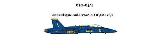 CAMP48018 1:48 Decals - Hornet Blue Angels