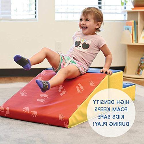 ECR4Kids Play Climb Slide, Primary