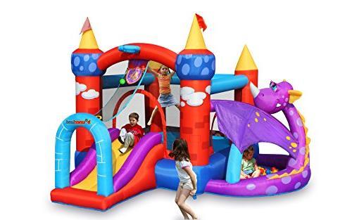 Inflatable Dragon House