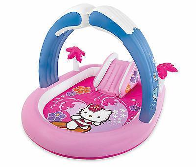 "Intex Hello Kitty Inflatable Play Center, 83"" X 64"" X 51 1/2"