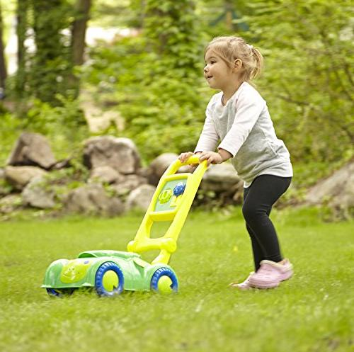 Melissa & Doug Patch Snappy Mower Pretend Toy