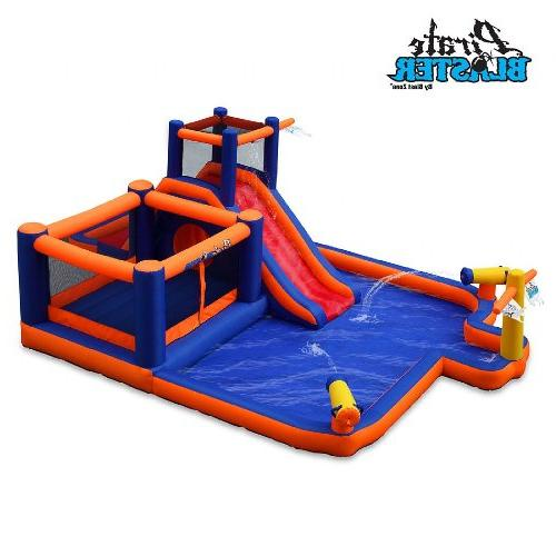 Pirate Inflatable Water Park